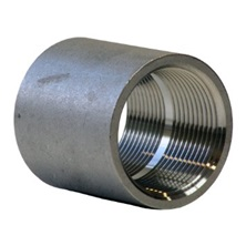 Coupling Stainless Steel 316   threaded  1''