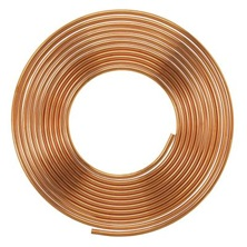"2"" Type K Soft Copper Pipe Variable Length"