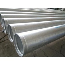 "4"" Schedule 10 Galvanized ERW Pipe Roll Grooved"