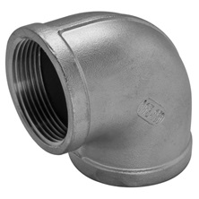 Elbow Stainless Steel 316   threaded  1/2''